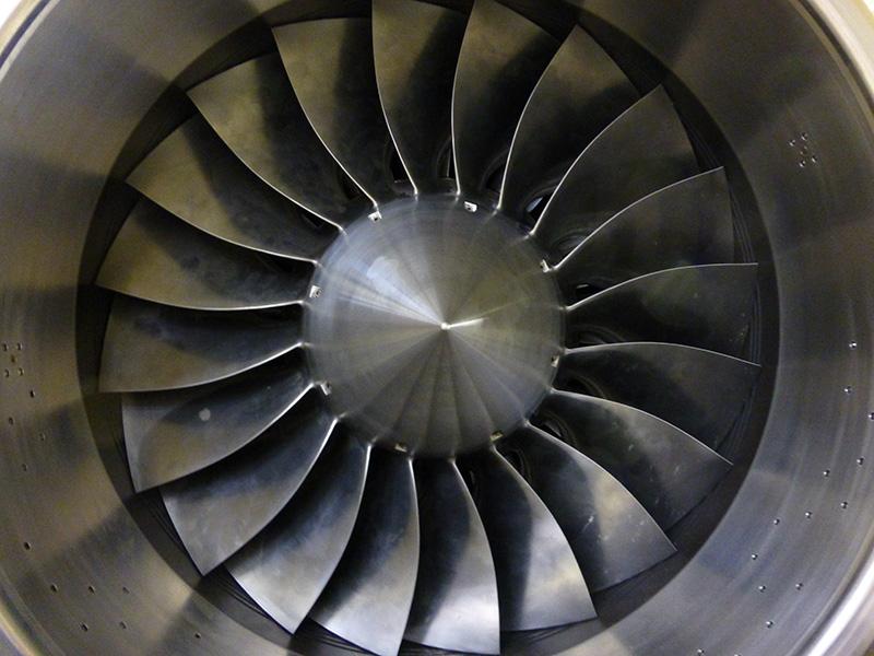 EJ200 Jet Engine