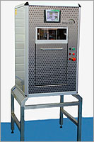 Delta Hi-E Ramp Burst Tester for Glass bottles & containers