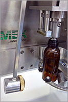 Automatic Pendulum Impact Test for Glass bottles & jars