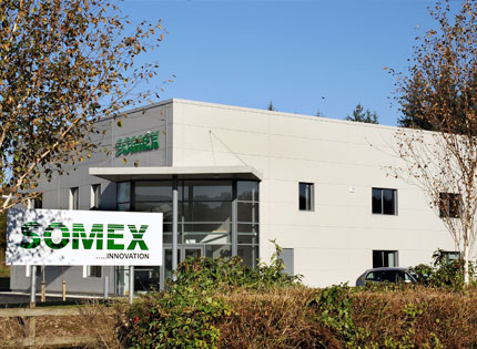 Somex is based in a state of the art facility in Ballyvourney, Co. Cork in the South West of Ireland
